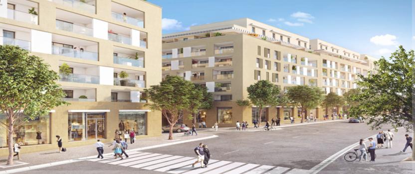 Investir en Nue propriété à Aix-en-Provence