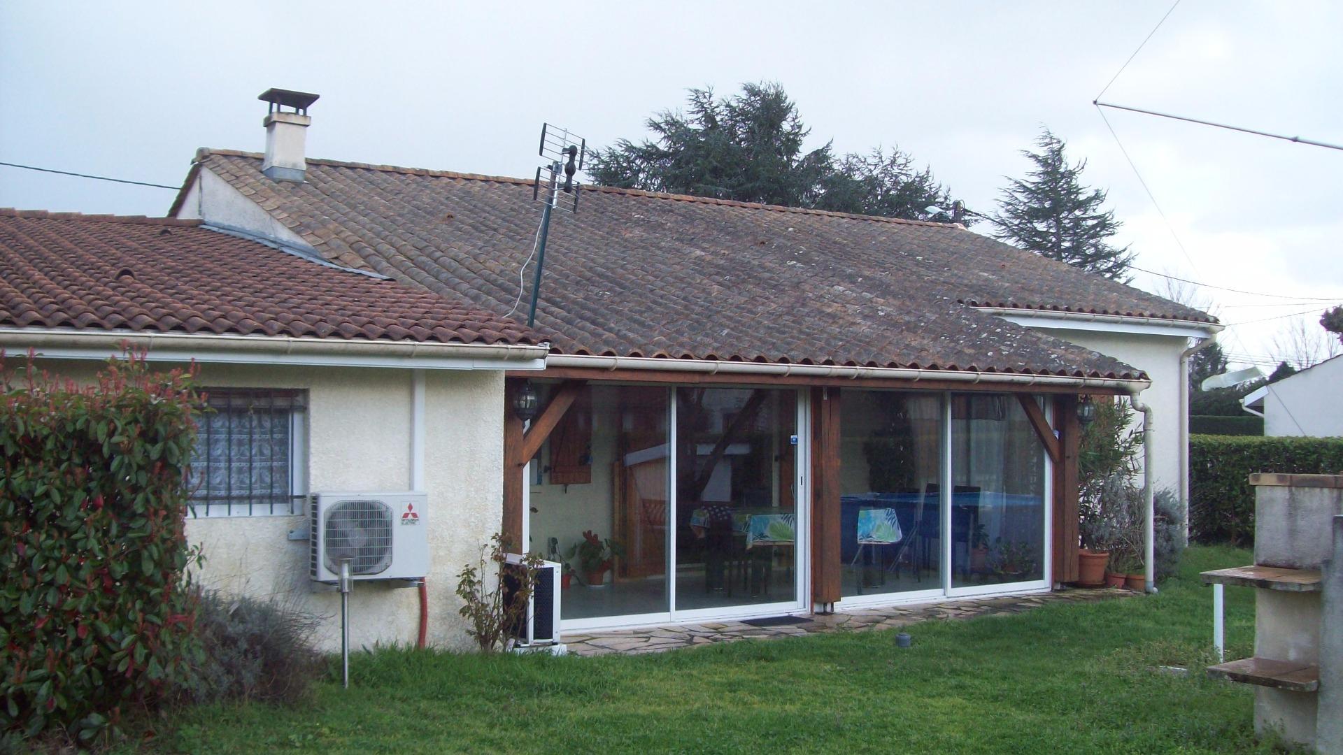 Maison à vendre en viager occupé à IZON