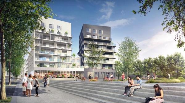 Programme neuf en Nue propriété à Boulogne-Billancourt