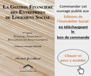 La Gestion Financière des entreprises de logement social - bon de commande