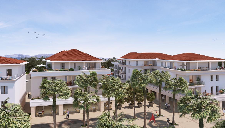 Appartements neufs Nue Propriété Mandelieu